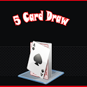 5 Card Draw - Free icon