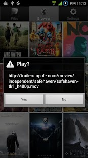 Yxplayer- screenshot thumbnail