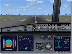 FSX and Aviation industry news: FSX default A321 ILS autoland