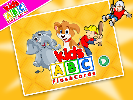 Kids ABC Flash Cards 1.15 screenshot 2077009