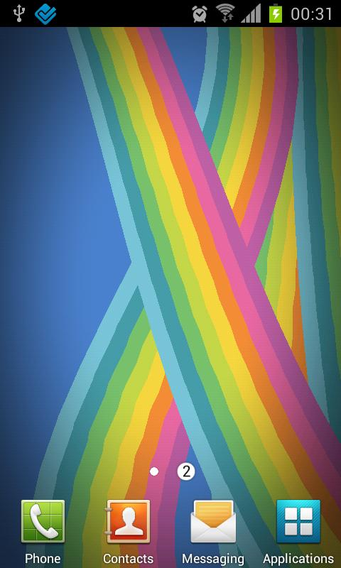 Stripes Live Wallpaper - screenshot