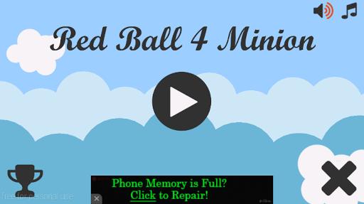 Red Ball Minion