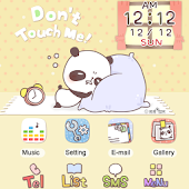 CUKI Themes Don't  Touch Me