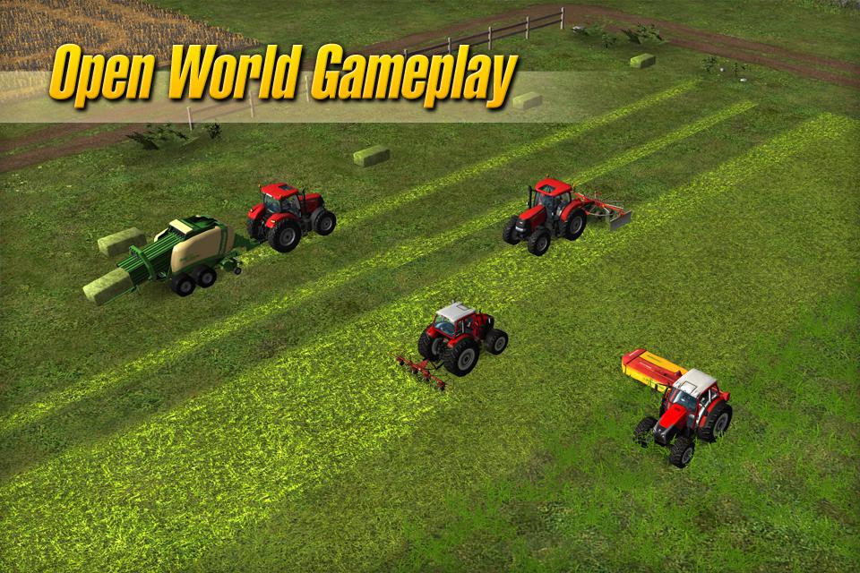 Farming Simulator 14 screenshot #3
