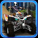 Atv stunt 3d games icon