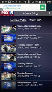 FOX 5 Storm Team – FOX 5 Atlanta Weather is proud to