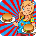 Anime Burger Game 2 icon