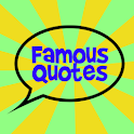 20,000+ FREE Famous Quotes logo