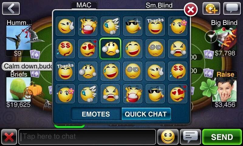 Texas HoldEm Poker Deluxe screenshot #18