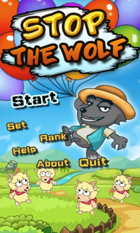Stop the Wolf - screenshot