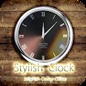 スタイリッシュアナログ時計ウィジェットⅣ icon