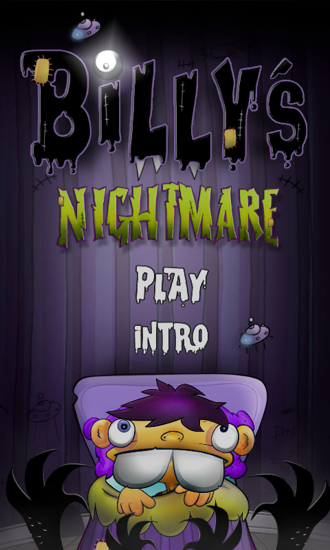 Billy's Nightmare - screenshot