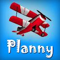 Planny: Plane Adventures icon