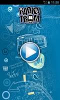 Screenshot of Radio Tram