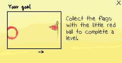 [小遊戲]魔法筆(MagicPen)將球推到旗子目標