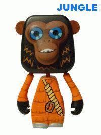 猿人極地探險隊 JUNGLE