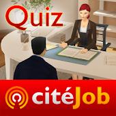 citéJob - Quiz