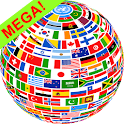 MEGA Flag Quiz icon