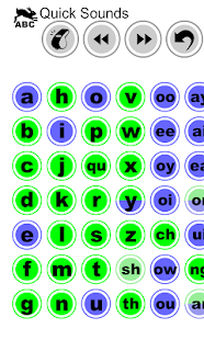 SWR SpellWriteRead Phonograms - screenshot thumbnail