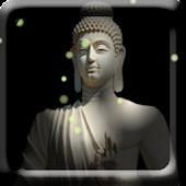 Buddha Fireflie Live Wallpaper