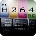 VXH264 PRO logo