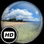 Panorama Wallpaper: Beach