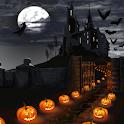 Halloween Scary Haunted Fun logo