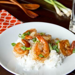 Hoisin Glazed Shrimp