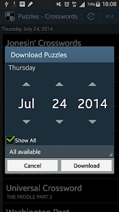 Crosswords Puzzles Free Daily- screenshot thumbnail