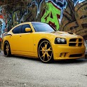 Dodge Charger Background شارجر icon