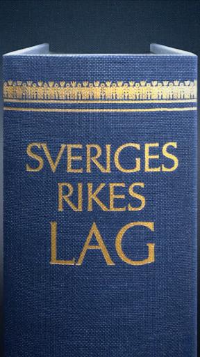 Sveriges Rikes Lag - lagboken
