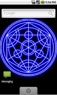 Transmutation Circle Live Wall - screenshot thumbnail