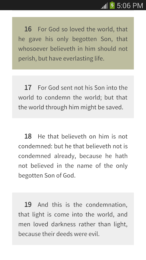 My Bible Life - screenshot