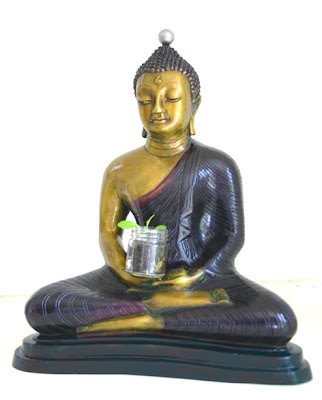 buddha, enlightenment, nature (frank waaldijk/joint work, 2006)