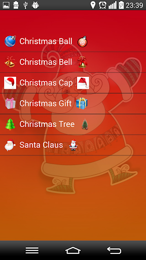 Christmas Chat Stickers