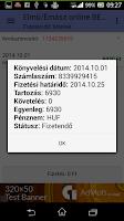 Screenshot of Elmű/Émász (nem hivatalos)