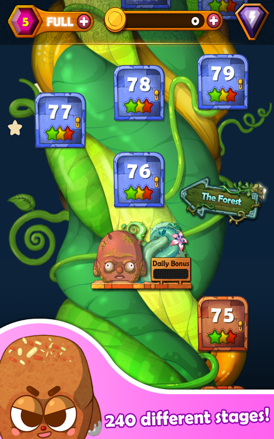 Gem Gem Blitz - Match 3 Game- screenshot