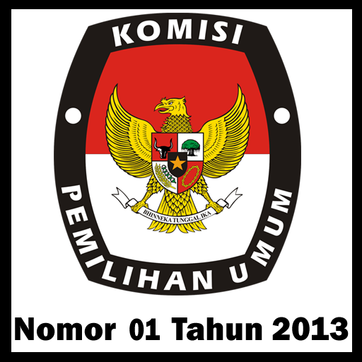 PKPU Nomor 01 Tahun 2013