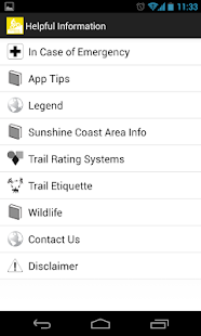 TrailMapps: Sunshine Coast- screenshot thumbnail