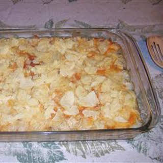Potato Chip Casserole.