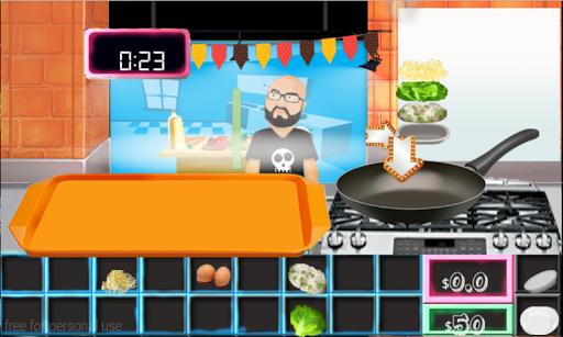 لعبة الطبخ السريع