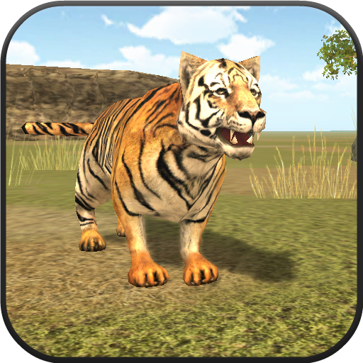 Wild Tiger Simulator 3D Juegos (apk) descarga gratuita para Android/PC/Windows