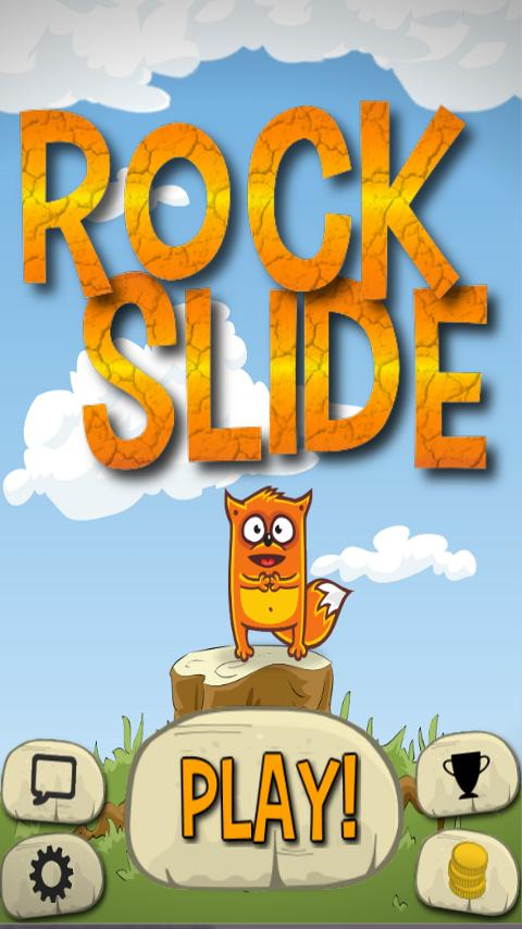Rock Slide- screenshot