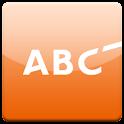 ABC朝日放送スマートフォンサイト logo