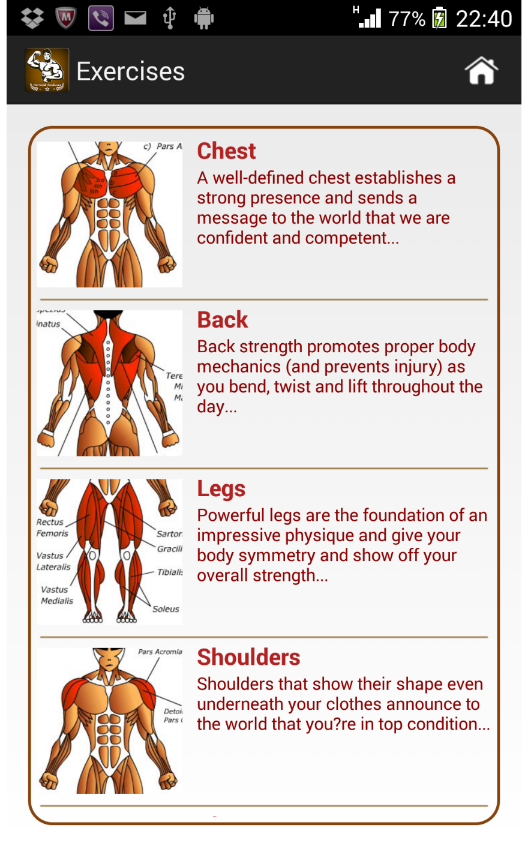 Dream Body Workout Plan - Android Apps on Google Play