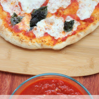 Easy Homemade Pizza Sauce Recipe