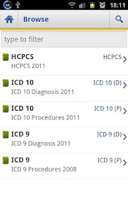 ICD HD 2012 - screenshot thumbnail