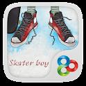 Skater boy GO Launcher Theme icon