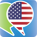 Learn English (USA) Phrasebook icon