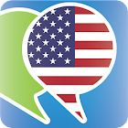 Learn English (USA) Phrasebook icon